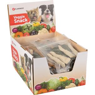 Veggie Snack Tandkräm Mix 12x10cm