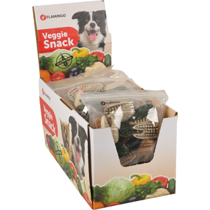 Veggie Snack Tooth Mix 24x5cm