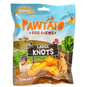 Benevo Pawtato Knots Large
