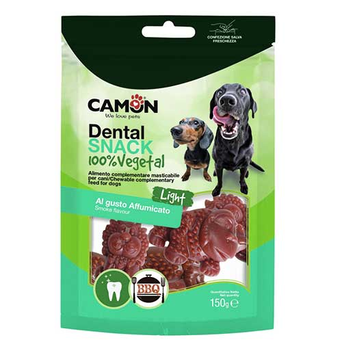 Camon / Dental Snack / JungleVeg Smoke Flavour 157g