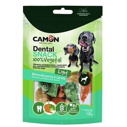 Camon / Dental Snack / Garden Chew