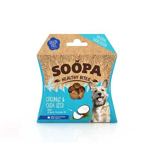 Soopa / Coconut & Chia Seed Bites