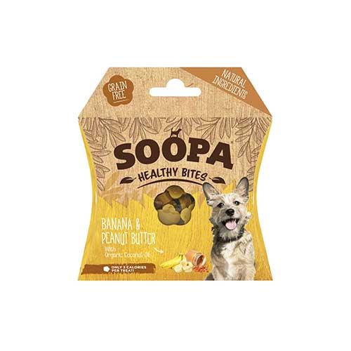 Soopa / Banana & Peanut Butter Bites