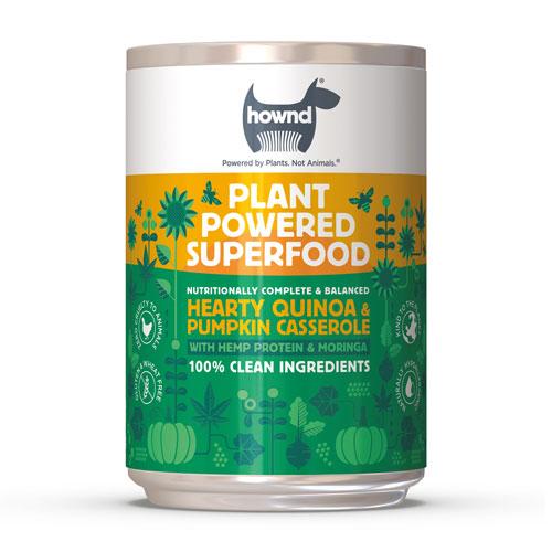 HOWND / Quinoa And Pumpkin Casserole