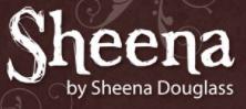 Sheena Douglas - Rozzan Scrapbooking