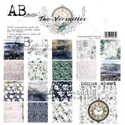 """The Versailles"" scrapbooking paper set 8x 12'x12' + ..."