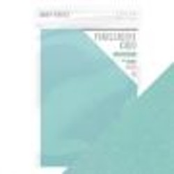 Tonic pearlescent card - Caribbean sea 5 sh A4