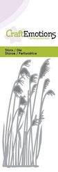CraftEmotions Die - reeds