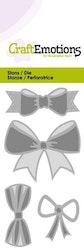 CraftEmotions Die - bows