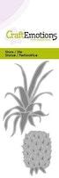 CraftEmotions Die - pineapple
