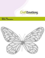CraftEmotions Die - butterfly big