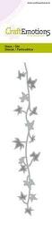 CraftEmotions Die - edge ivy branch