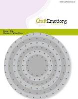 CraftEmotions Die - circles vintage - rivets