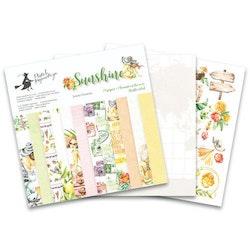 "Piatek13 - Paper pad Sunshine 6"" Sunshine"