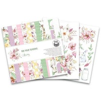 "Piatek13 - Paper pad The Four Seasons - Spring 6x6"""
