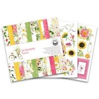 "Piatek13 - Paper pad The Four Seasons - Summer 6x6"""