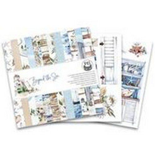 "Piatek13 - Paper pad Beyond the Sea, 6x6"""