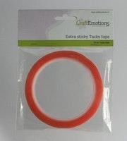 CraftEmotions Extra sticky tape 12 mm 10 MT