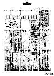 Cadence Mask Stencil MA - tickets