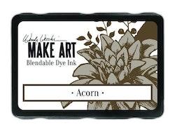 Ranger MAKE ART Dye Ink Pad Acorn
