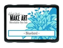 Ranger MAKE ART Dye Ink Pad Bluebird