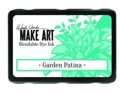 Ranger MAKE ART Dye Ink Pad Garden Patina