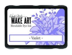 Ranger MAKE ART Dye Ink Pad Violet