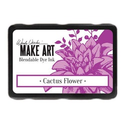 Ranger MAKE ART Dye Ink Pad Cactus Flower