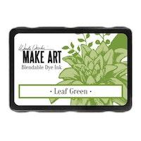 Ranger MAKE ART Dye Ink Pad Leaf Green