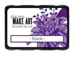 Ranger MAKE ART Dye Ink Pad Thistle