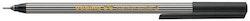 edding-55 fineliner black 0,3 mm / 4-55001
