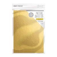 Tonic Studios Craft Perfect Metal Sheets - Empire Gold 9581E