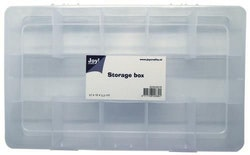 Joy! Crafts Storage box with compartments 11 ...