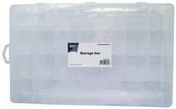 Joy! Crafts Storage box with compartments 23 ...