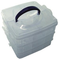 Joy! Crafts Storage box with compartments 18 ...