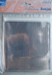 Joy! Crafts Self-adhesive bags 149x149mm 30p