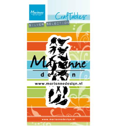 Marianne Design Dies birds 29x87mm