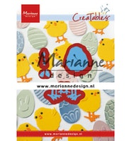 Marianne Design Creatable Tiny's Easter chick