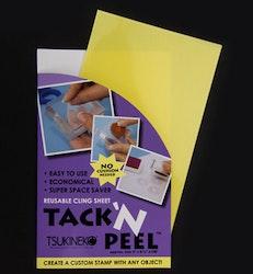 Tack 'N Peel Reusable Cling Sheet