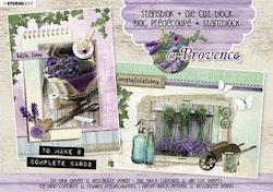 "Studio Light Die Cut block ""La Provence"""