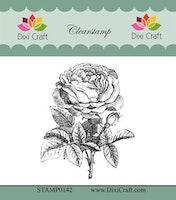 "Dixi Craft Clearstamp ""Botanical Collection"""