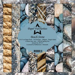 """Paper Favourites Paper Pack """"Beach Stone"""""""