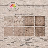 DIXI CRAFT Block 15X15CM