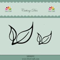 DIXI CRAFT DIES - Leaves-1