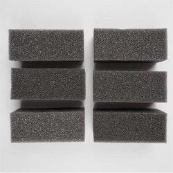 Sponge Applicator 6 st