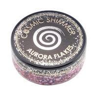 "Cosmic Shimmer Aurora Flakes ""Blissful Berry"" 50 ml"