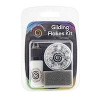 "Cosmic Shimmer Gilding Flakes Kit ""Silver Moon"""