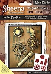 "Sheena Douglas Die ""Time Traveller - In the pipeline"""