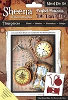 "Sheena Douglas Die ""Time Traveller - Timepieces"""