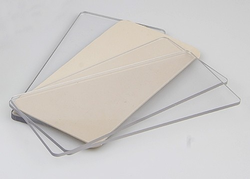 "Nellie Snellen ""Taurus Mini - Transparent Plate"" 5mm"